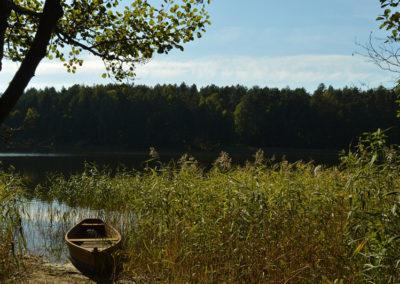 mazury krajobraz